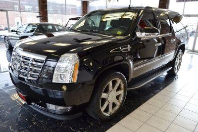 2013 Cadillac Escalade ESV Luxury (Black Raven)