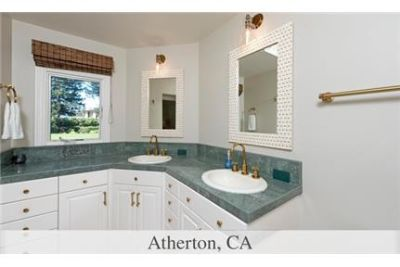 A wonderful Atherton home with easy access around town.