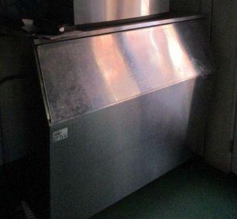 """Follett S/S Ice Bin 52"""" W RTR# 8121664-05"""