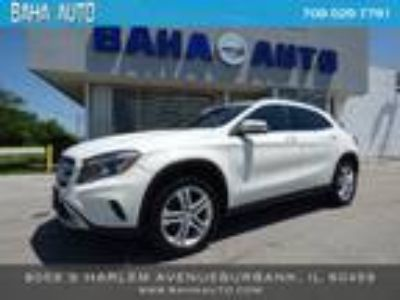 2016 Mercedes-Benz GLA 250 SUV for sale
