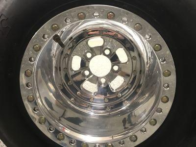Sanders 15x12 DBL Wheels