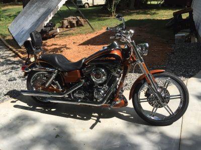 2008 Harley-Davidson DYNA CVO