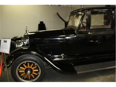 1926 Lincoln Coupe