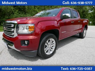 2016 GMC Canyon (Red)