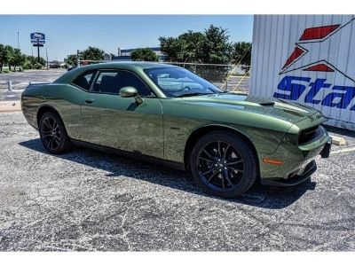 2018 Dodge Challenger R/T (F8 Green)