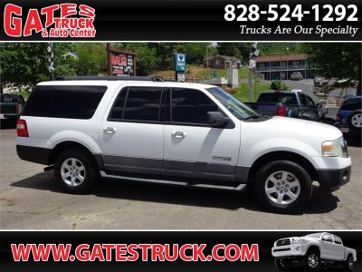 2007 Ford Expedition EL XLT (White)
