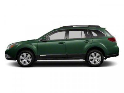 2010 Subaru Outback 2.5i Premium (Cypress Green Pearl)