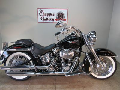 2005 Harley-Davidson FLSTN/FLSTNI Softail Deluxe Cruiser Motorcycles Temecula, CA