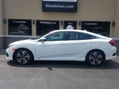 2016 Honda Civic EX-L (White Orchid Pearl)