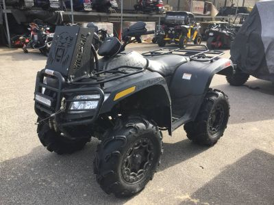 2015 Arctic Cat MudPro 700 Limited EPS Sport-Utility ATVs Barre, MA