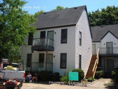 Townhouse Rental - 454 J Florida Ave