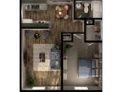 The Reserve at City Center North - A Floor Plan