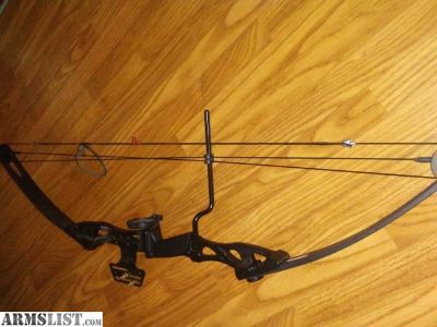 For Sale: iglow 55lb compound bow