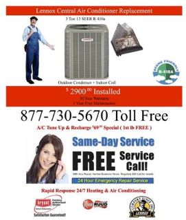 Affordable Air Conditioner Boiler & Gas Furnace Repair East Orange - NJ HVAC System Specialists - FREE Estimates