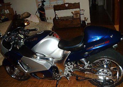 2001 Suzuki HAYABUSA LIMITED EDITION