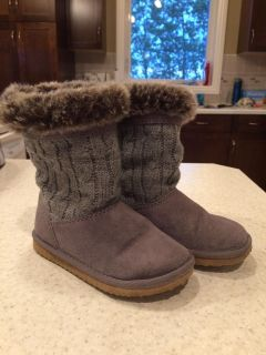 Girl's Boots by Carter's - Size 10 - EXCELLENT USED CONDITION!