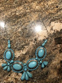 Turquoise n gold