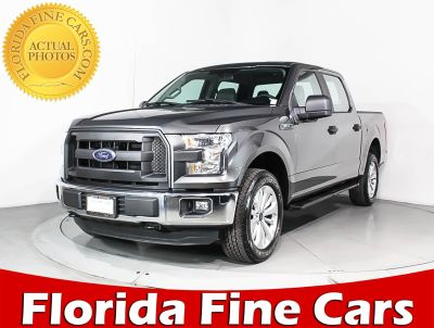 2016 Ford F-150 Xl 4x4 (GRAY)