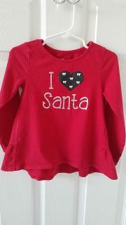 PlaceI LOVE SANTAExtra Pic of Back Side