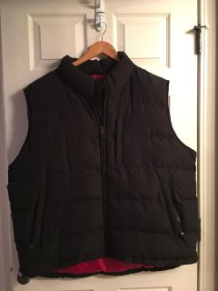 3XLT Puffy Vest