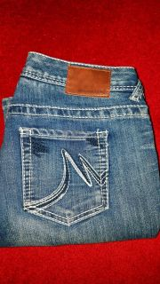 Maurices jeans size 3/4 short, like new