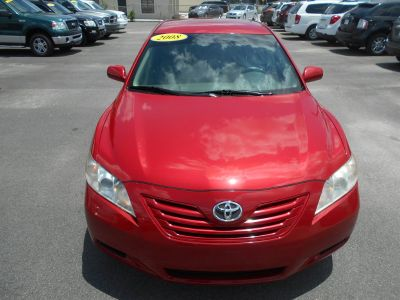 2008 Toyota Camry Base (Red)