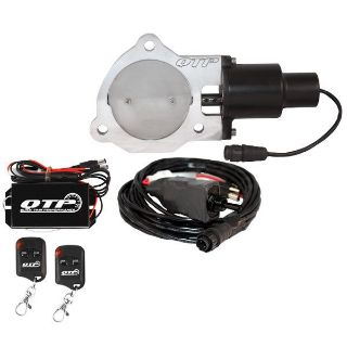 """Sell QTP QTEC35K 3.5"""" Electric Exhaust Cutout Valve With Wireless Remotes motorcycle in Suitland, Maryland, US, for US $258.88"""