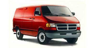 1999 Dodge Ram Van (Black)