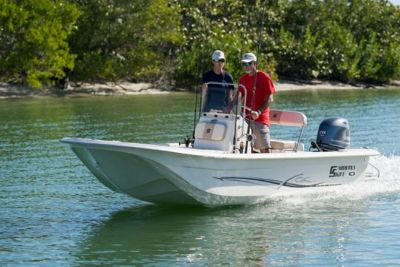 2008 Carolina Skiff JVX Series 16 SC