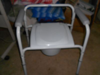 Adult Porable Potty Chair