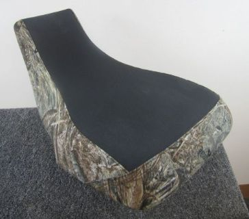 Buy Honda Rancher 350 2000 01 02 03 camo GRIPPER seat cover motorcycle in Howard, Pennsylvania, United States, for US $29.99