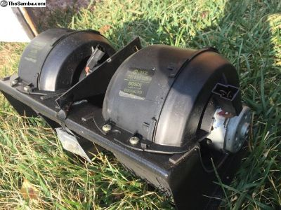 Vanagon A/C blower fan motors w/ mount