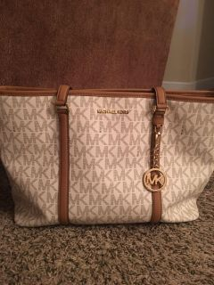 Authentic Michael Kors large tote