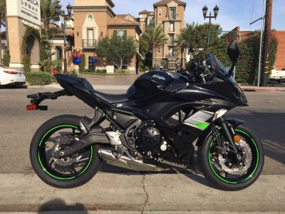 2019 Kawasaki Ninja 650 ABS Sport Marina Del Rey, CA