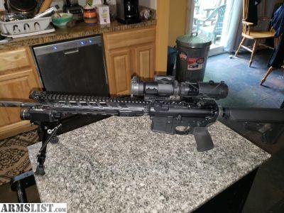 For Sale: AR 15 - Bushmaster