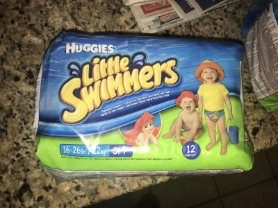 Little Swimmers - Size Small - NEW, unopened