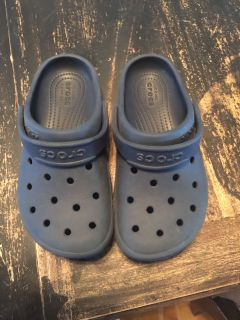 Crocs , kids size 13
