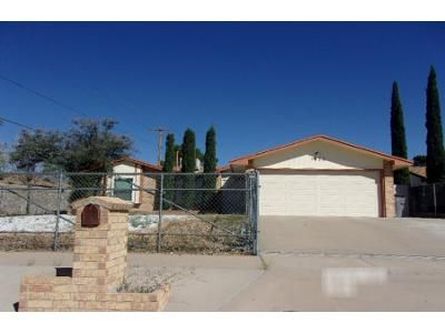 3 Bed 2 Bath Foreclosure Property in El Paso, TX 79912 - Quinault Dr