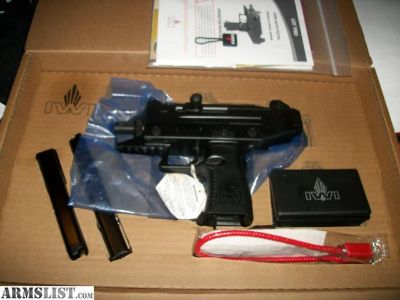 For Sale: UZI PRO 9MM.