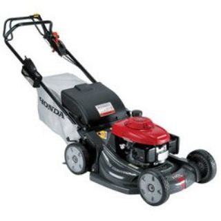 HONDA HRX217 LAWN MOWER FEW YEARS OLD NEW STYLE HANDLE COMES WITH BAG AND SERVICE MANUAL