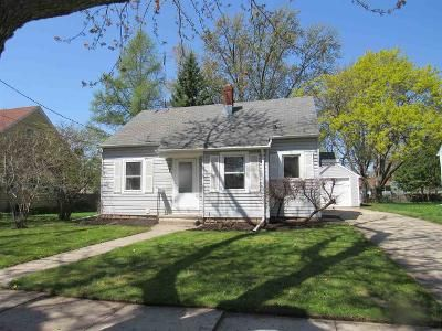 3 Bed 1 Bath Foreclosure Property in Neenah, WI 54956 - Higgins Ave