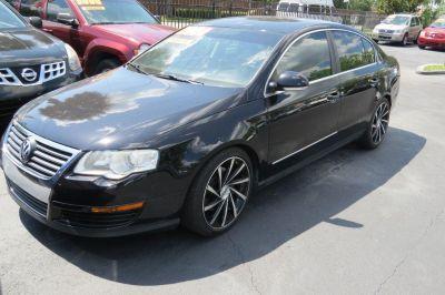 2008 Volkswagen Passat Turbo (Black)