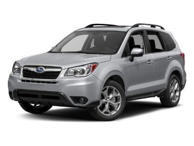 2016 Subaru Forester 2.5i Limited (Venetian Red Pearl)
