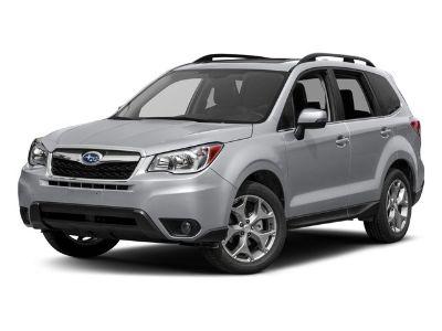 2016 Subaru Forester 2.5i Limited (Dark Gray Metallic)