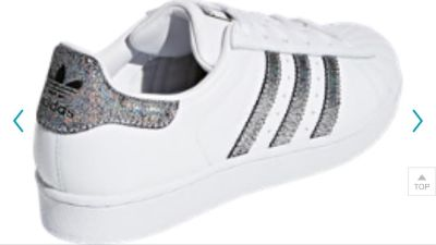 Womens Superstar Shoes. Limited Edition Brand New in box