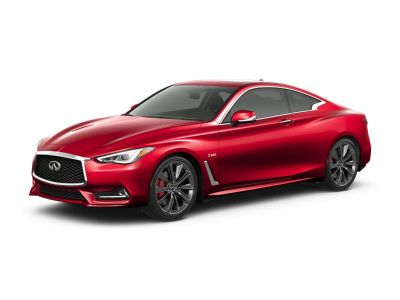 2018 Infiniti Q60 Red Sport 400 (Graphite Shadow)