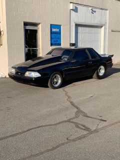 F1r Procharged Notchback Mustang