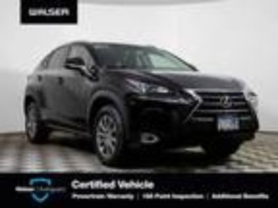 used 2015 Lexus NX 200t for sale.