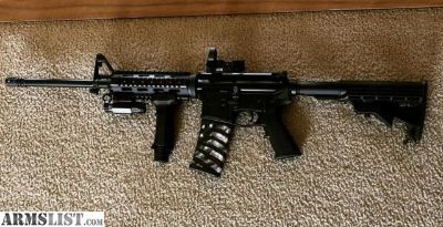 For Sale: Smith and Wesson M & P Sport II AR-15