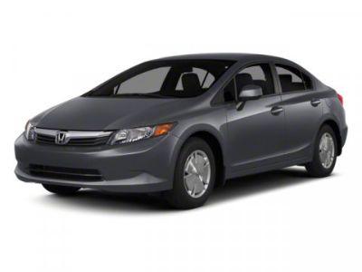 2012 Honda Civic HF ()